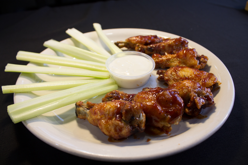 OUR BUFFALO WINGS