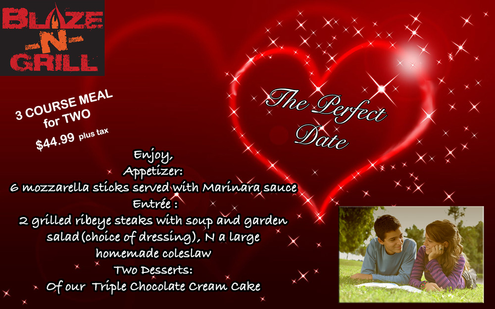 The Perfect Valentine's Date!