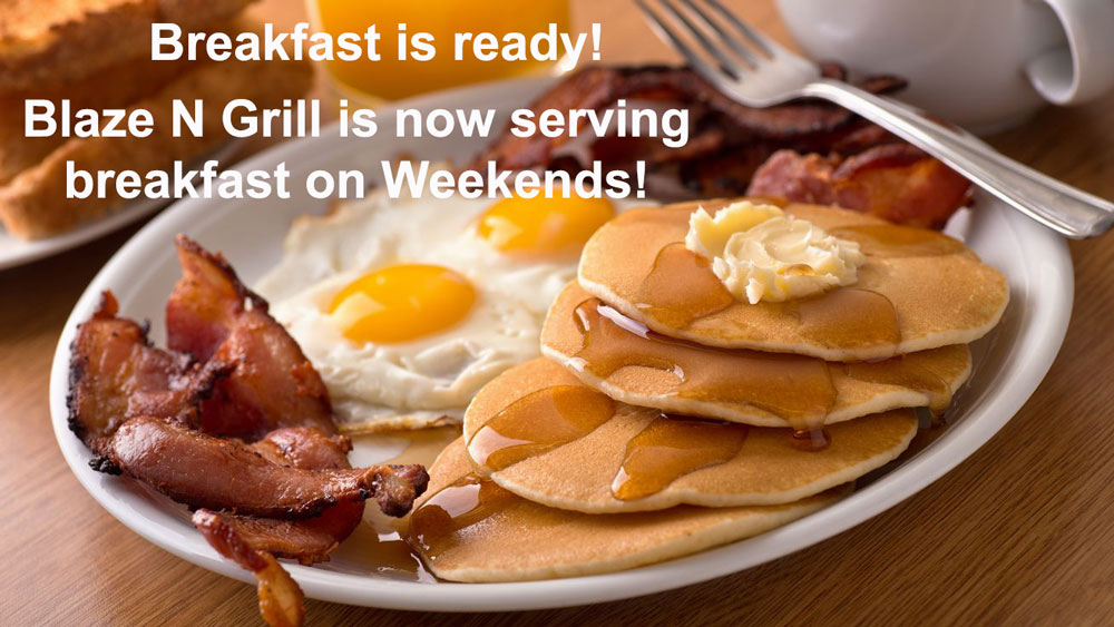 ORDER ONLINE FOR PICK UP OR COME AND HAVE BREAKFAST WITH US!